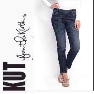 Kut from the Kloth Skinny Boyfriend Jeans